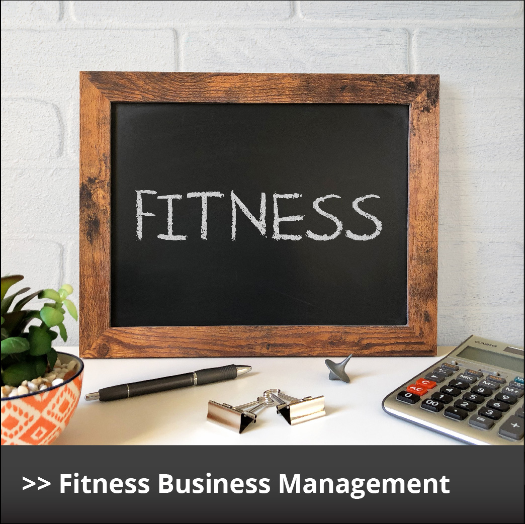 Fitness Business Management Course