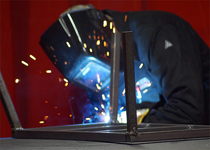 Welding Photo Web